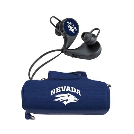 Nevada Wolf Pack HX-300 Bluetooth Earbuds