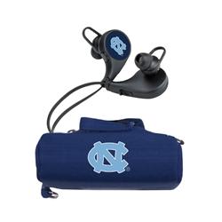 North Carolina Tar Heels HX-300 Bluetooth Earbuds