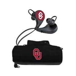 Oklahoma Sooners HX-300 Bluetooth Earbuds
