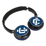 Ithaca Bombers Sonic Jam Bluetooth Headphones