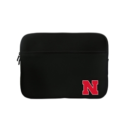"Nebraska Cornhuskers Premium Laptop Sleeve 15"" - 15.4"""