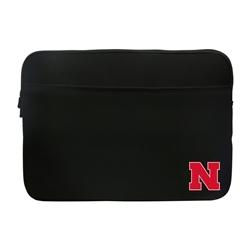 "Nebraska Cornhuskers Premium Laptop Sleeve 15.6"""