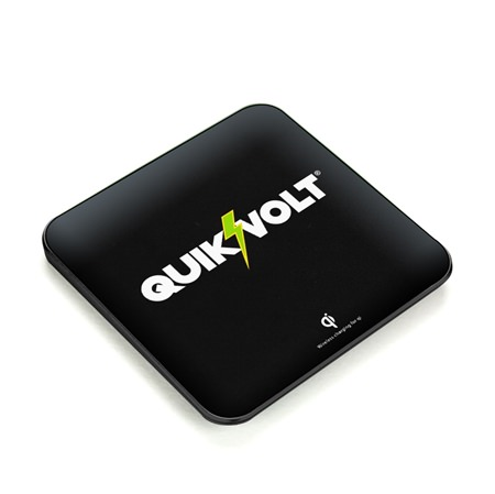 QuikVolt QuikCharge Wireless Charger - Qi Certified