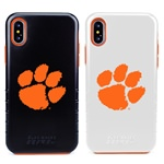 Guard Dog Clemson Tigers Hybrid Phone Case for iPhone XS Max
