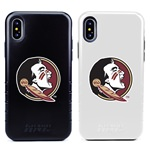Guard Dog Florida State Seminoles Hybrid Phone Case for iPhone XS Max