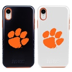 Guard Dog Clemson Tigers Hybrid Phone Case for iPhone XR