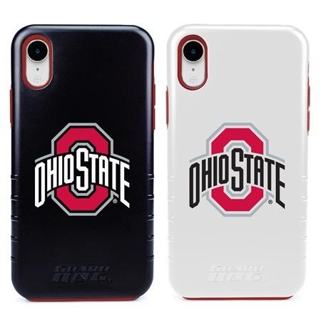 Guard Dog Ohio State Buckeyes Hybrid Phone Case for iPhone XR