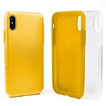 Guard Dog® Hybrid Case for iPhone X / Xs - Clear with Guard Glass Screen Protector