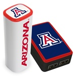 Arizona Wildcats Wall Charger / 2200JX Charger Pack