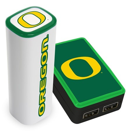 Oregon Ducks Wall Charger / 2200JX Charger Pack