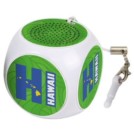 Hawaii HI MX-100 Cubio Mini Bluetooth Speaker