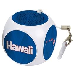 Hawaii Islands MX-100 Cubio Mini Bluetooth Speaker