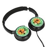 Hawaii Palm Tree Sonic Boom 2 Headphones