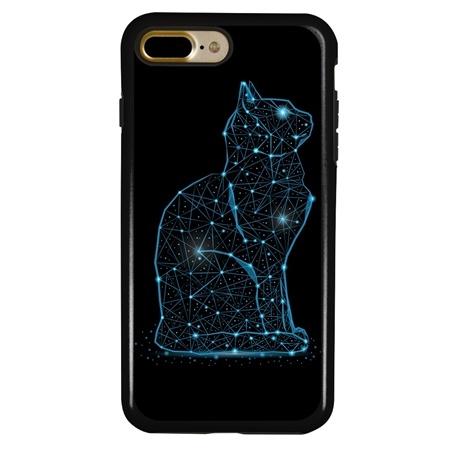 Guard Dog Stellar Cat Hybrid Phone Case for iPhone 7 Plus / 8 Plus