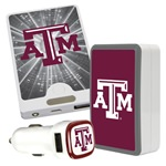 QuikVolt Texas A&M Aggies Quick Charge Combo Pack