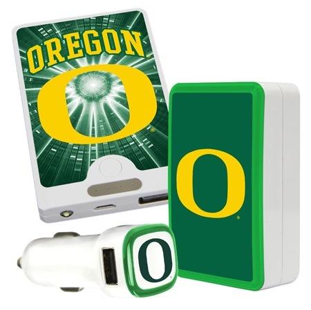 QuikVolt Oregon Ducks Quick Charge Combo Pack