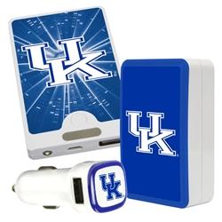 QuikVolt Kentucky Wildcats Quick Charge Combo Pack