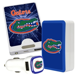 QuikVolt Florida Gators Quick Charge Combo Pack