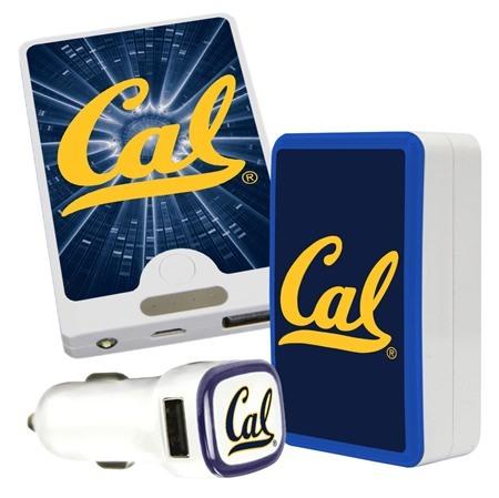 QuikVolt Cal Berkeley Golden Bears Quick Charge Combo Pack
