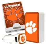 QuikVolt Clemson Tigers Quick Charge Combo Pack