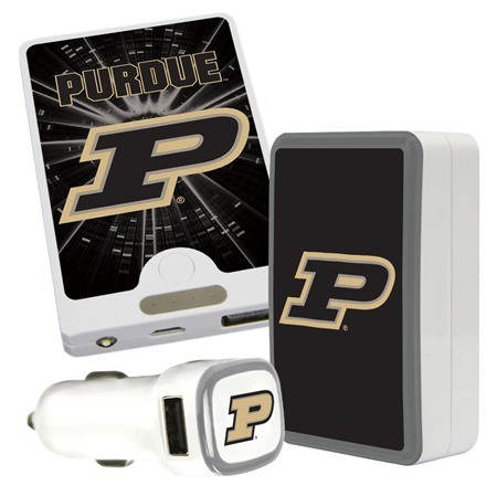 QuikVolt Purdue Boilermakers Quick Charge Combo Pack