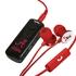 AudioSpice Alabama Crimson Tide Bluetooth and Scorch Earbud with Mic Combo Plus BudBag Storage Case