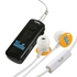 AudioSpice UCLA Bruins Bluetooth Receiver and Ignition Earbud with Mic Combo