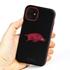 Guard Dog Arkansas Razorbacks Hybrid Case for iPhone 11