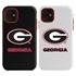 Guard Dog Georgia Bulldogs Hybrid Case for iPhone 11