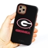 Guard Dog Georgia Bulldogs Hybrid Case for iPhone 11 Pro