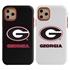 Guard Dog Georgia Bulldogs Hybrid Case for iPhone 11 Pro Max