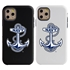 "Guard Dog Navy Midshipmen ""Anchor Logo"" Hybrid Case for iPhone 11 Pro Max"