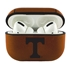 AudioSpice NCAA Tennessee Volunteers Leather Cover for Apple Airpod Pro Case with Carabiner and Safety Cord