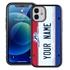Personalized License Plate Case for iPhone 12 Mini – Hybrid Ohio