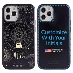 Zodiac Case for iPhone 12 / 12 Pro – Hybrid - Scorpio – Zodiac - Personalized