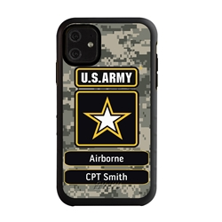 Military Case for iPhone 11 – Hybrid - U.S. Army Camouflage
