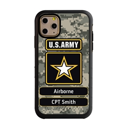 Military Case for iPhone 11 Pro – Hybrid - U.S. Army Camouflage