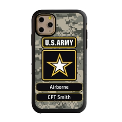 Military Case for iPhone 11 Pro Max – Hybrid - U.S. Army Camouflage