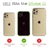 Military Case for iPhone 11 – Hybrid - DogTag on ABU Camo