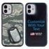 Military Case for iPhone 12 Mini – Hybrid - Silencer DogTag ABU Camo
