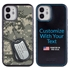 Military Case for iPhone 12 Mini – Hybrid - Silencer DogTag UCP Camo