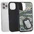 Military Case for iPhone 12 Pro Max – Hybrid - Silencer DogTag ABU Camo
