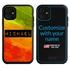 Funny Case for iPhone 11 – Hybrid - Reggae Paint