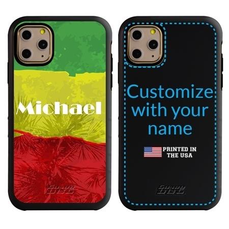 Funny Case for iPhone 11 Pro Max – Hybrid - Reggae Illusion