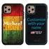 Funny Case for iPhone 11 Pro Max – Hybrid - Reggae Wood