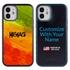 Funny Case for iPhone 12 Mini – Hybrid - Reggae Paint