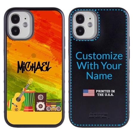 Funny Case for iPhone 12 Mini – Hybrid - Reggae Time