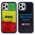 Funny Case for iPhone 12 Pro Max – Hybrid - Reggae Illusion