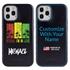 Funny Case for iPhone 12 Pro Max – Hybrid - Reggae Palms