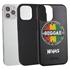 Funny Case for iPhone 12 Pro Max – Hybrid - Vintage Reggae